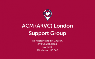 ACM (ARVC) London Support Group
