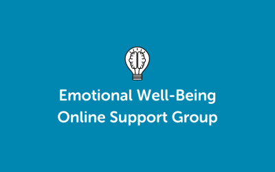 Emotional Wellbeing Online Support Group
