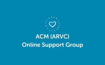 ACM (ARVC) Online Support Group