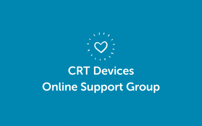 CRT Devices Online Support Group