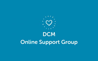 DCM Online Support Group