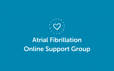 Atrial Fibrillation Online Support Group