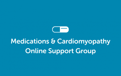 Medications & Cardiomyopathy Online Support Group